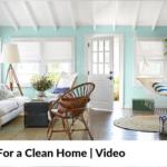 10 Tipps für ein sauberes Zuhause | Video